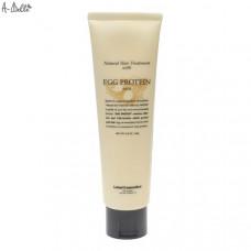 Питательная маска для волос Natural Hair Treatment EGG PROTEIN