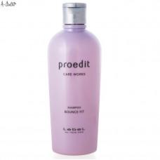 Шампунь для мягких волос Proedit Shampoo Bounce Fit