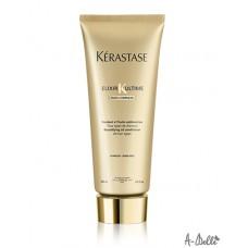 ЭЛИКСИР УЛЬТИМ Молочко для красоты для всех типов волос 200 мл /  ELIXIR ULTIME FONDANT *