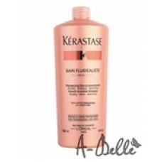 ФЛЮИДЕАЛИСТ Шампунь-ванна для гладкости и легкости волос без сульфатов /DISCIPLINE FLUIDEALISTE *
