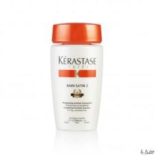 НУТРИТИВ Шампунь-ванна  Сатин №2  для сухих и чувствительных волос  250 мл / NUTRITIVE IRISOME  BAIN SATIN 2 IRIS ROYAL *