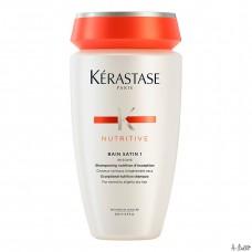 НУТРИТИВ Шампунь-ванна  Сатин № 1 для нормальных и слегка сухих волос 250 мл / NUTRITIVE IRISOME BAIN SATIN 1 IRIS ROYAL *